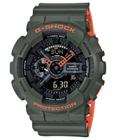 Picture of CASIO G-SHOCK   GA-110LN-3A