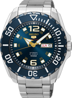 Picture of SEIKO AUTOMATIC  SRPB37K สีน้ำเงิน