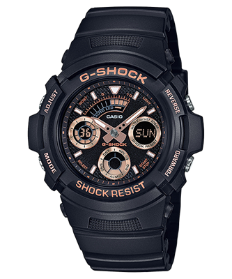 Picture of CASIO  G-SHOCK   AW-591GBX-1A4DR