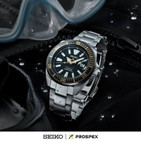 Picture of SEIKO PROSPEX Zimbe No.6 LIMITED EDITION SRPC43K
