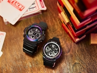 Picture of CASIO G-SHOCK & BABY-G  LOV-17B-1A  Limited Edition