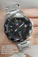 Picture of SEIKO AUTOMATIC  SRPB83K สีดำ-เหลือง