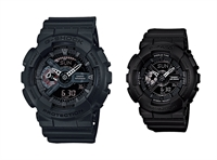 Picture of G-SHOCK , BABY-G  Love  GA-110MB-1 & BA-110BC-1