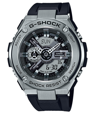 Picture of CASIO G-SHOCK G-STEEL GST-410-1A