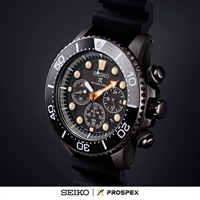 Picture of SEIKO SOLAR CHRONOGRAPH DIVER  Limited Edition 2018  SSC673J1
