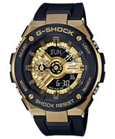 Picture of CASIO G-SHOCK G-STEEL  GST-400G-1A9