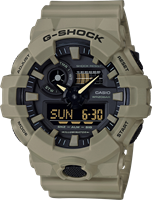 Picture of CASIO G-SHOCK GA-700UC-5A สีน้ำตาล