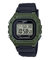 Picture of CASIO W-218H-3AV
