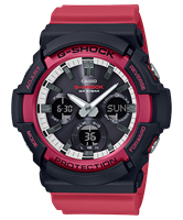 Picture of CASIO G-SHOCK GAS-100RB-1A