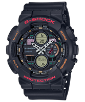 Picture of CASIO G-SHOCK GA-140-1A4