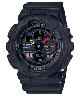 Picture of CASIO G-SHOCK NEON GA-140BMC-1A