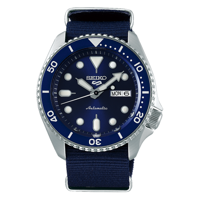 Picture of SEIKO Automatic New 5 Sports SRPD51K2