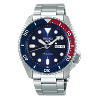 Picture of SEIKO Automatic New 5 Sports SRPD53K