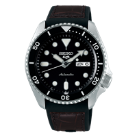 Picture of SEIKO Automatic New 5 Sports SRPD55K2