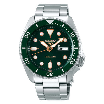 Picture of SEIKO Automatic New 5 Sports SRPD63K