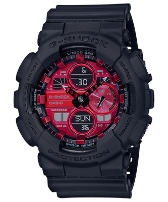 Picture of CASIO G-SHOCK GA-140AR-1A Special color