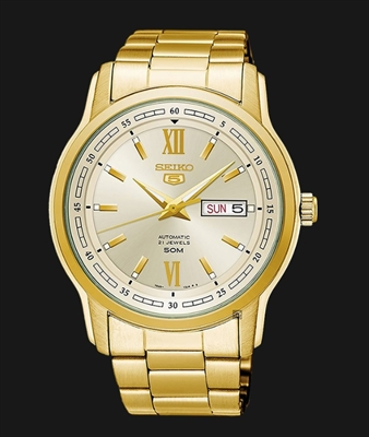 Picture of SEIKO AUTOMATIC  SNKP20K  สีทอง