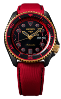 Picture of SEIKO X Street Fighter Limited Edition SRPF20K