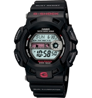 Picture of CASIO G-SHOCK  G-9100-1  GULFMAN