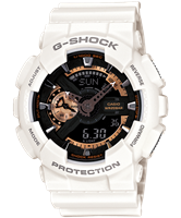 Picture of CASIO G-SHOCK GA-110RG-7A