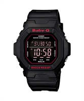 Picture of CASIO  Baby-G BG-5601-1BDR
