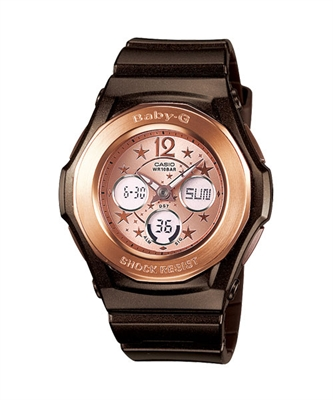 Picture of CASIO BABY-G  BGA-104G-5BDR