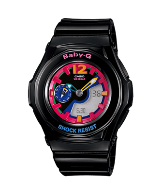 Picture of CASIO BABY-G  BGA-141-1B2DR
