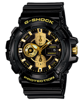 Picture of CASIO G-SHOCK  GAC-100BR-1A Limited color