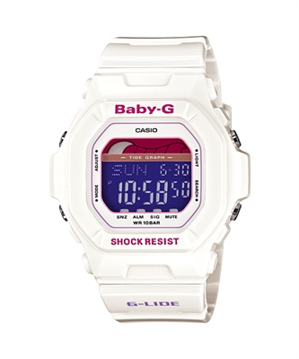 Picture of CASIO  Baby-G BLX-5600-7DR