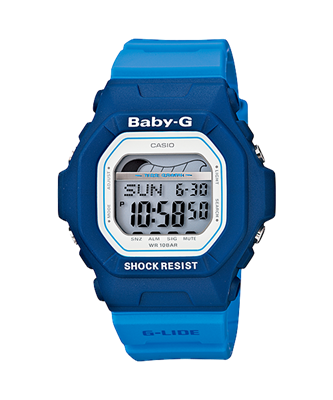 Picture of CASIO  Baby-G BLX-5600-2DR