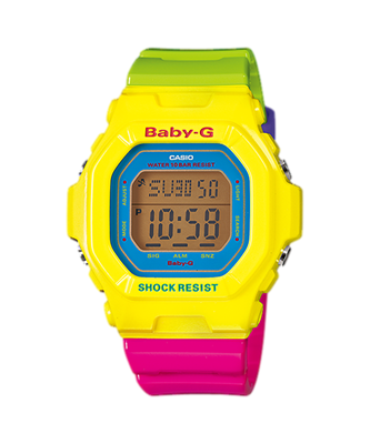 Picture of CASIO  Baby-G  BG-5607-9BDR