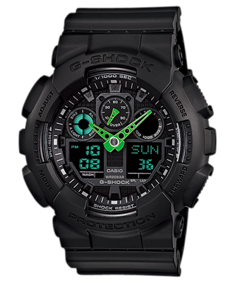 Picture of CASIO G-SHOCK   GA-100C-1A3DR