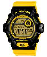 Picture of CASIO  G-SHOCK   G-8900SC-1YDR  Limited color