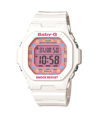 Picture of CASIO Baby-G  BG-5600CK-7DR