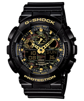 Picture of CASIO G-SHOCK  GA-100CF-1A9