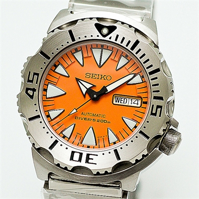 Picture of  SEIKO Fang moster Classic SRP309