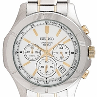 Picture of SEIKO  Chronograph  SSB107