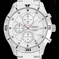 Picture of SEIKO  Chronograph  SKS397