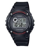 Picture of  CASIO  W-216H-1