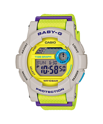 Picture of CASIO  BABY-G  BGD-180-3