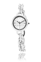 Picture of ESPRIT นาฬิกาขอมือสุภาพสตรี  ES107742001 - สีเงิน
