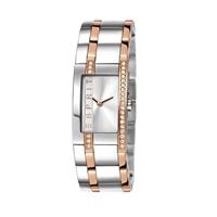 Picture of ESPRIT นาฬิกาขอมือสุภาพสตรี ES000J42084  เงินสลับทอง