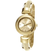 Picture of ESPRIT นาฬิกาขอมือสุภาพสตรี  ES900772002 - สีทอง