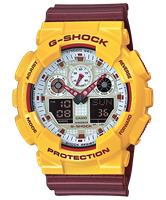 Picture of CASIO G-SHOCK   GA-100CS-9
