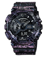 Picture of  CASIO G-SHOCK   GA-110PM-1A