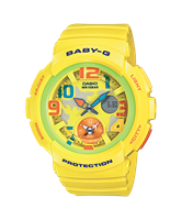 Picture of CASIO BABY-G  BGA-190-9BDR