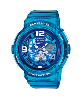 Picture of CASIO BABY-G  BGA-190GL-2BDR