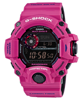 Picture of CASIO  G-SHOCK   GW-9400SRJ-4  RANGEMAN (พลังแสง)