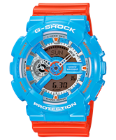 Picture of CASIO G-SHOCK   GA-110NC-2A