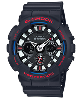 Picture of CASIO G-SHOCK   GA-120TR-1A Limited Edition